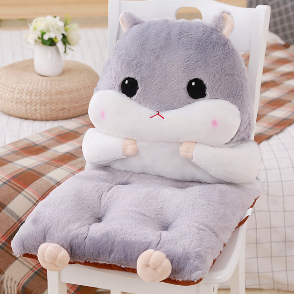 Lovely Hamster Seat Cushion JK2361