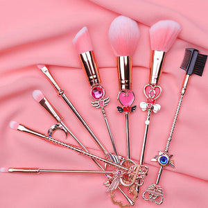 Sailormoon Makeup Brush Set  JK1873