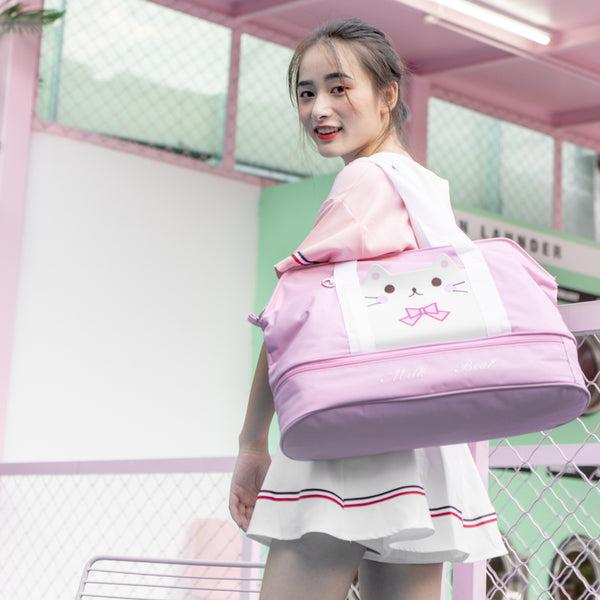 Kawaii Cats Travelling Bag JK1222