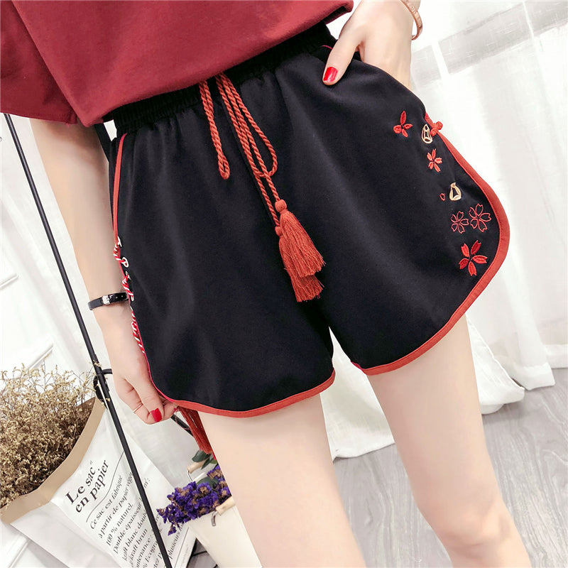 Fashion Sakura Shorts JK2080