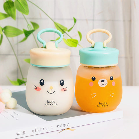 Cute Bobbi Bear Drinking Bottle JK1140