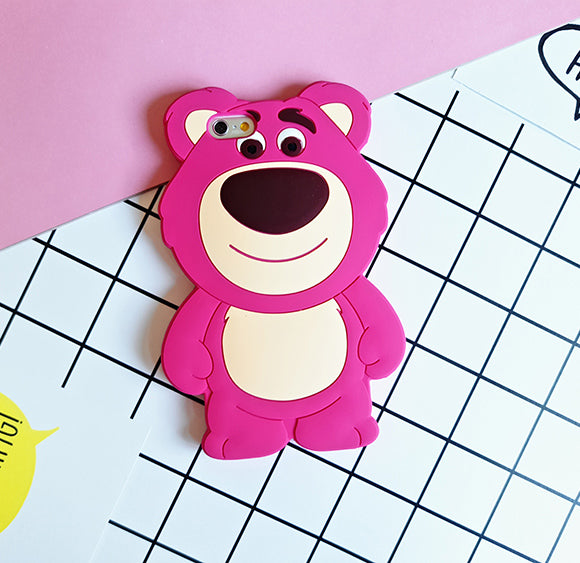 Care Bear Phone Case for iphone 6/6s/6plus/7/7plus/8/8P/X/XS/XR/XS Max JK1696