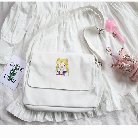 Sailormoon and Sakura Hand Bag JK1239