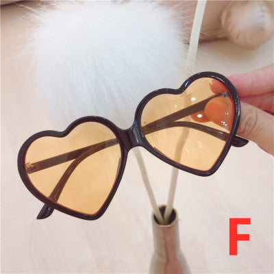 Cute Hearts Sun Glasses JK2198