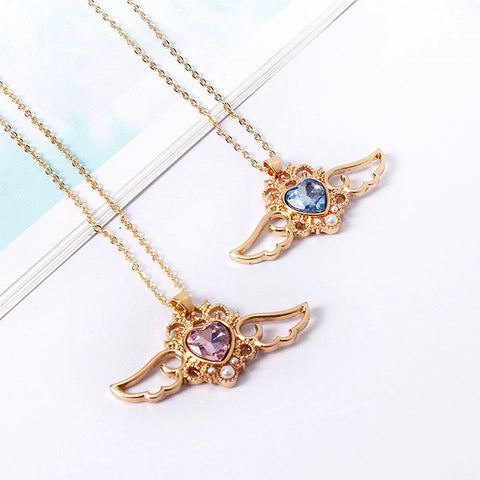 Sakura Wings Necklace JK1635
