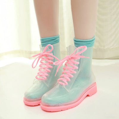 Colorful Martin/Rain Boots JK1777