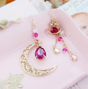 Sweet Sailormoon Earrings/Clips JK1780