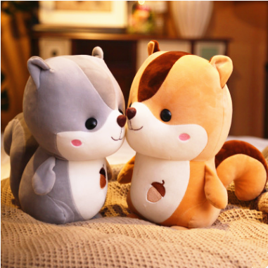Cute Squirrel Dolls JK1047
