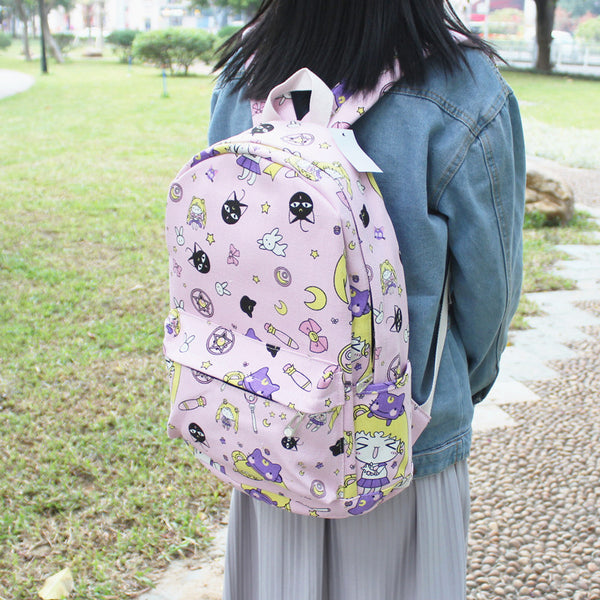 Sailormoon Luna Backpack JK1730