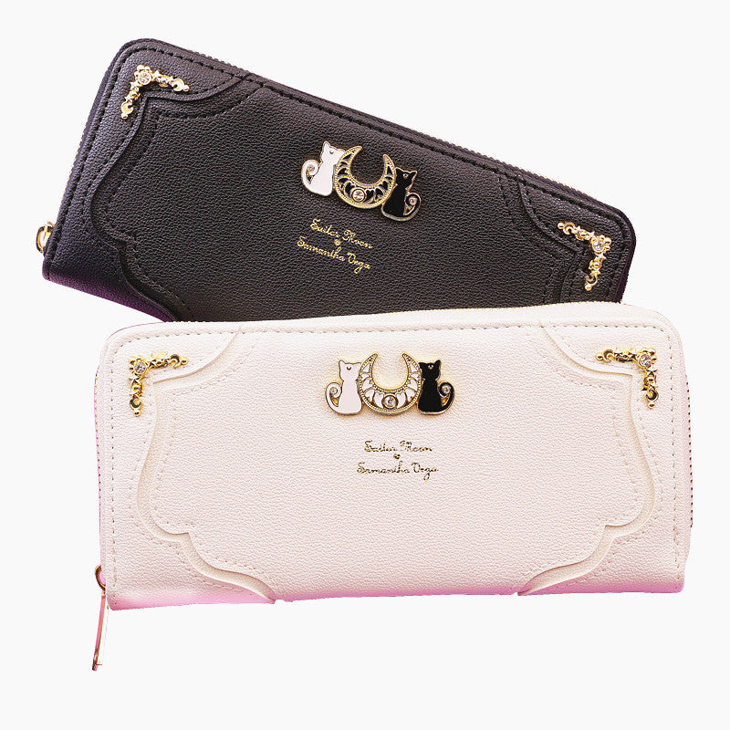 Sailor Moon Luna Wallet JK1294