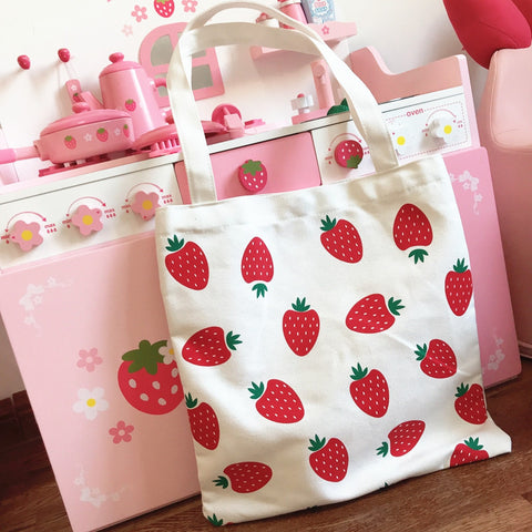 Strawberry Hand Bag JK1184