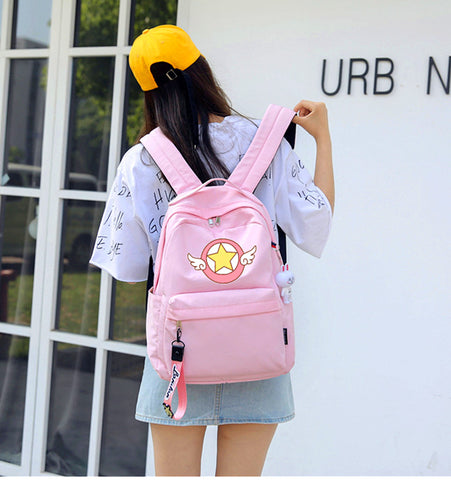 Magic Sakura Backpack JK1005