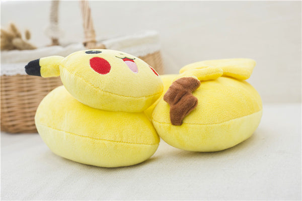 Cute Pikachu U-shaped Pillow JK1457