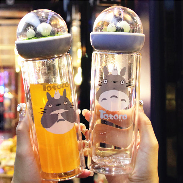 Totoro Water Glass Cup  JK1106