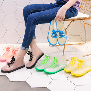 Colorful Rain Shoes JK2267