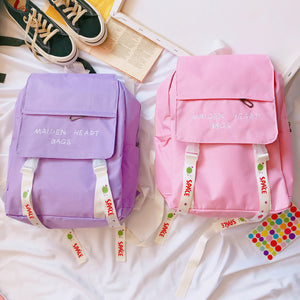 Fashionable Students School Backpack JK1226