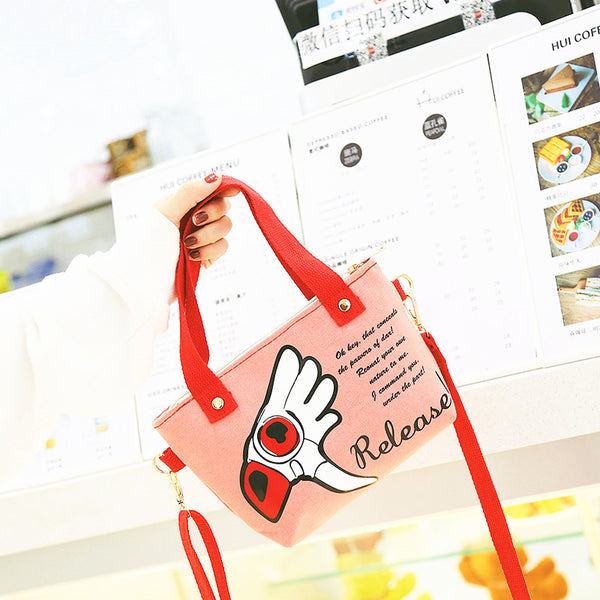 Kawaii Sakura Shoulder Bag JK1127