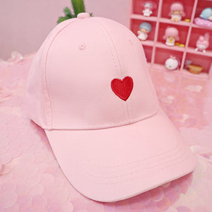Lovely Heart Cap JK1213