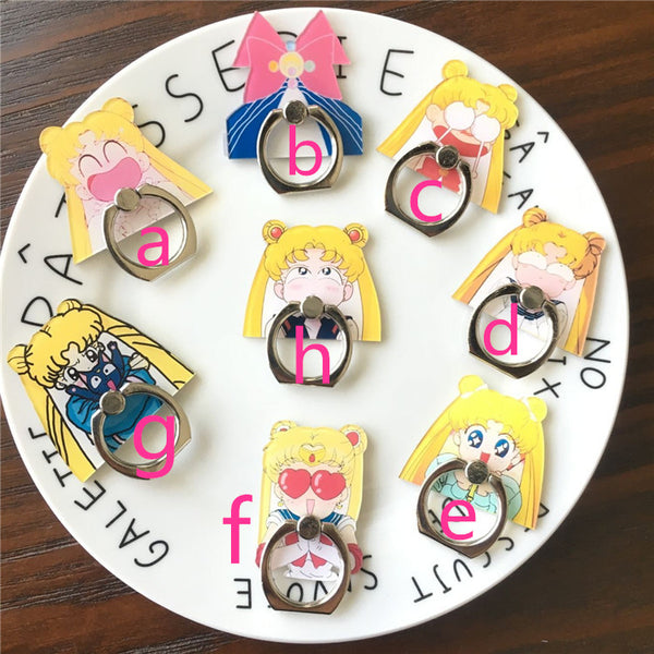 Kawaii Sailormoon Phone Rings  JK1091