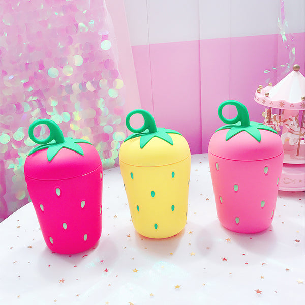 Strawberry Water Bottle JK1197