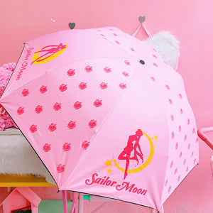 Sailormoon Folding Sun Umbrella JK1223