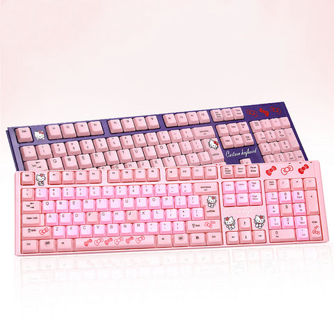 Lovely Hellokitty Keyboard JK1331