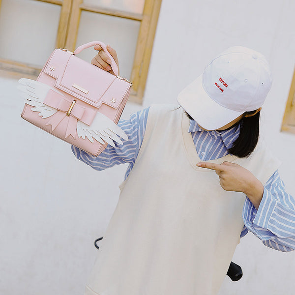 Sakura Wings Shoulder Bag JK1130