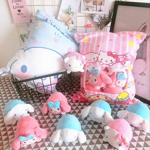 Mymelody And Cinnamoroll Bunny Dolls  JK1053