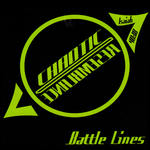 "Battle Lines 5x5"" Sticker"