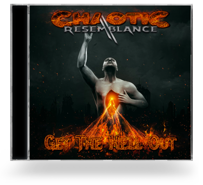 Get The Hell Out (CD) 2018 Jewel Case Edition