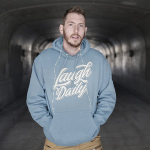 Laugh Daily Hoodie