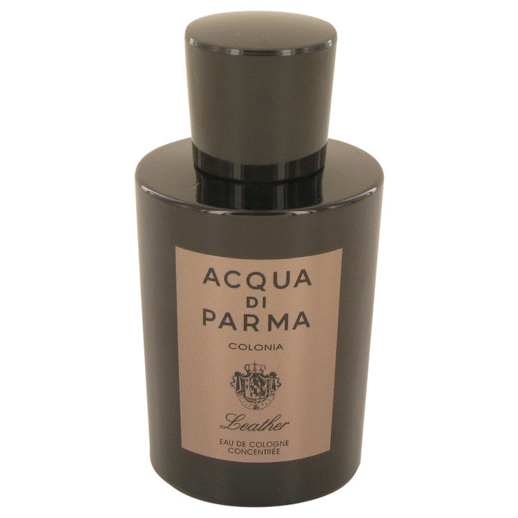 Acqua Di Parma Colonia Leather Eau De Cologne Concentree Spray (Tester) By Acqua Di Parma