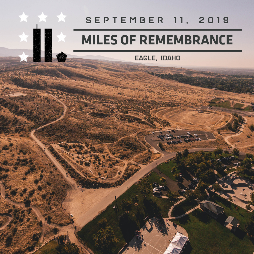 Image for race 2019 September 11th Miles of Remembrance