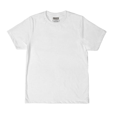 Unisex White Advance T-shirt - ChillTee