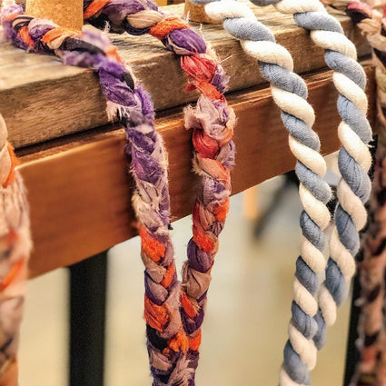 Farmer's Rope Tie By Boronote - ChillTee