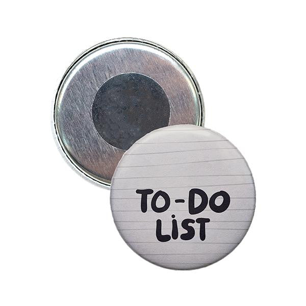 Personalised Magnet Button - ChillTee