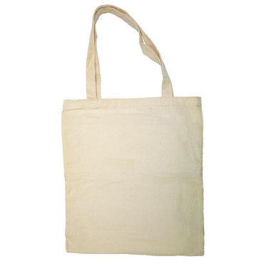 Back view of Canvas Tote-bag (Freesize) - ChillTee