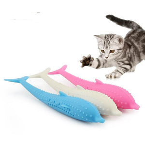 🐈CAT CLEANER TOY🐟