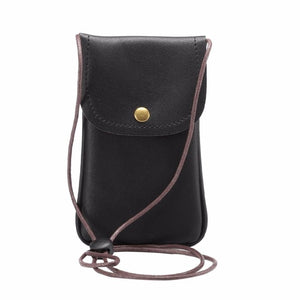 Leather Cell Phone  Pouch