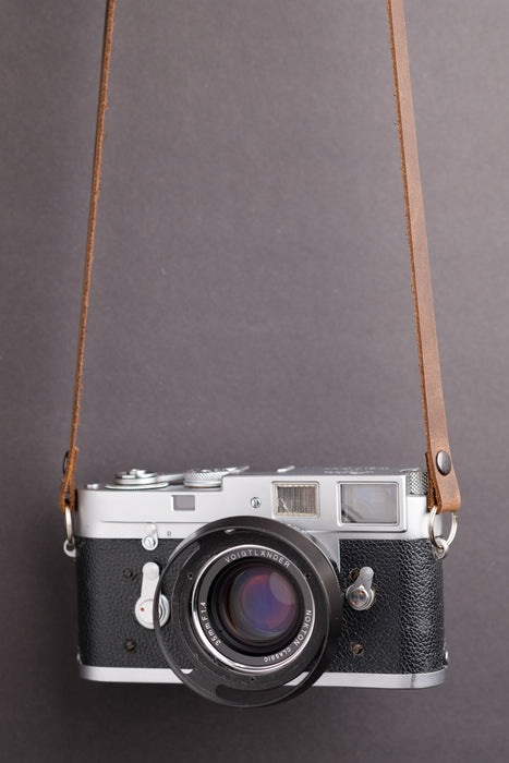 Leather Camera Neck Straps