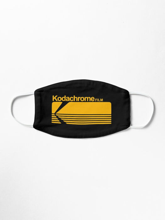 Kodachrome Film Black Mask