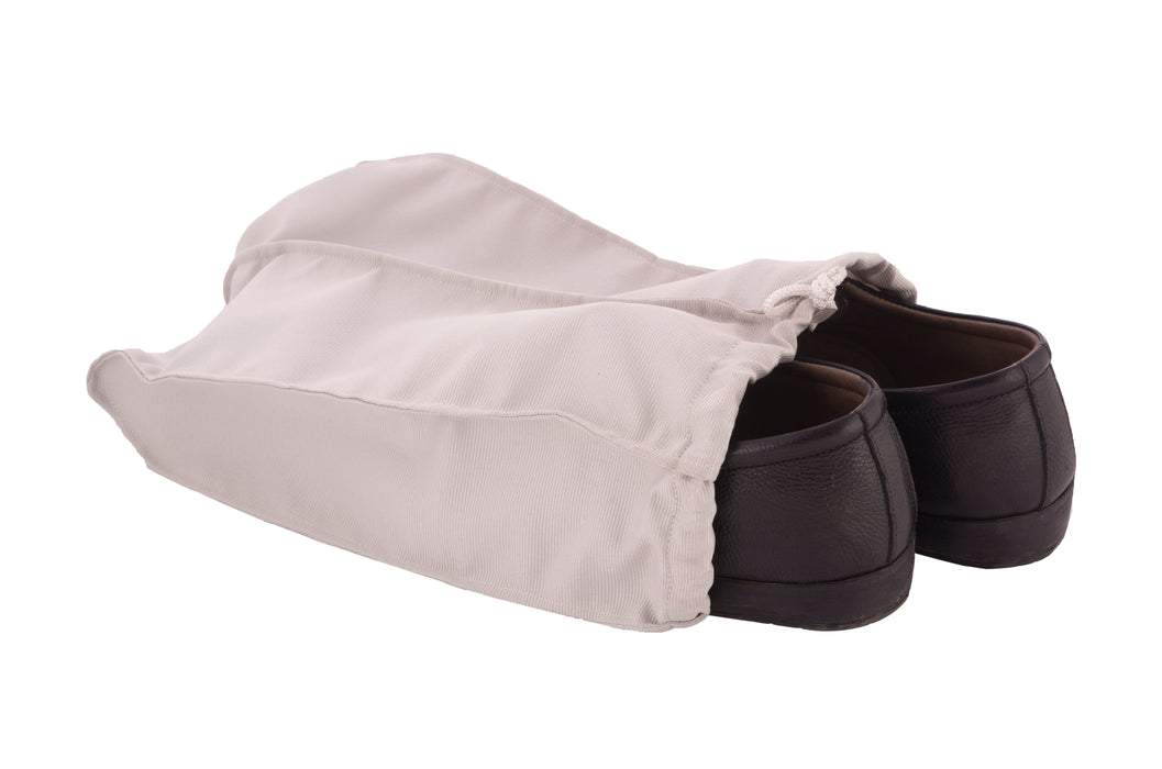 SHOE CASE WITH DRAWSTRING (2 PAIR OF SHOES)