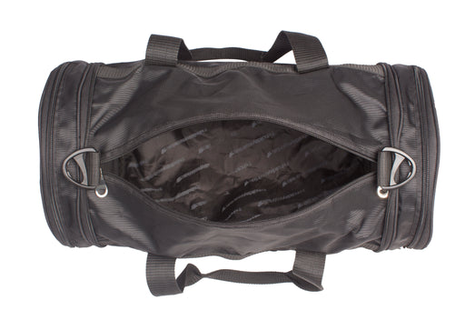 DUFFLE FOLDING EXTRA LARGE BAG WITH EXPANDABLE POCKET (ROUND SHAPE)