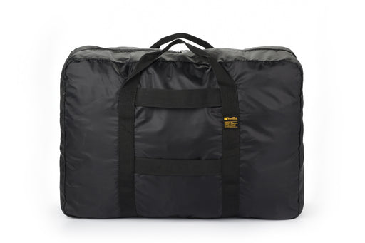 TRAVEL BLUE FOLDABLE CARRY BAG BLACK