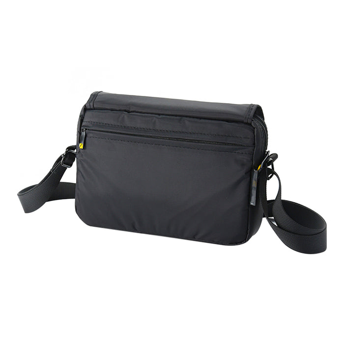 TRAVEL BLUE CITY POUCH BLACK