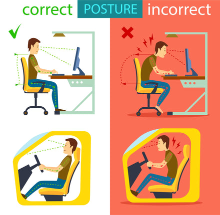 Improve Concentration with the Unexpected Powers of Posture
