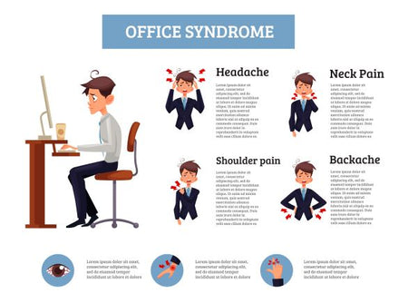 Is Office Syndrome Threatening Your Posture and Health?