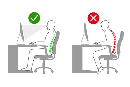 Look Taller and Slimmer with the Secret to Sitting – Proper Posture!