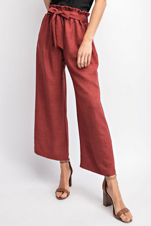 Sienna Paperbag Trousers