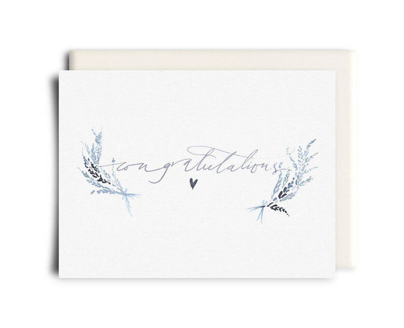 Congratulations | Greeting Card